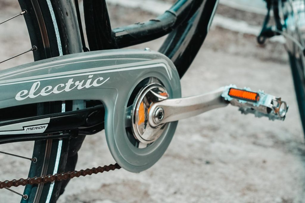 What are the different types of electric bikes?