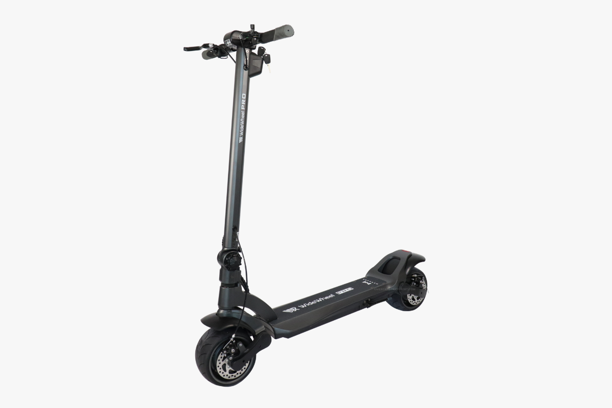 Mercane Wide Wheel Pro Electric Scooter