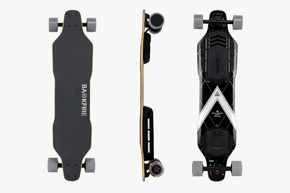 Backfire G3 Electric Skateboard