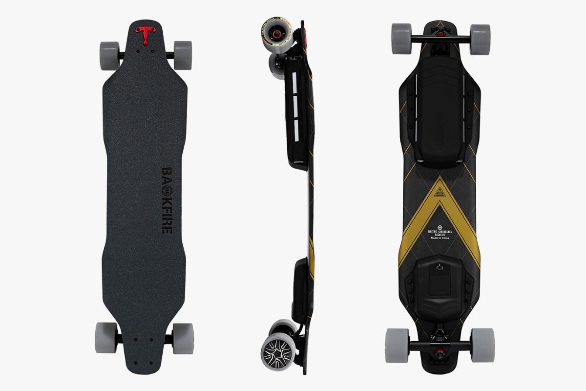 Backfire G3 Plus Electric Skateboard