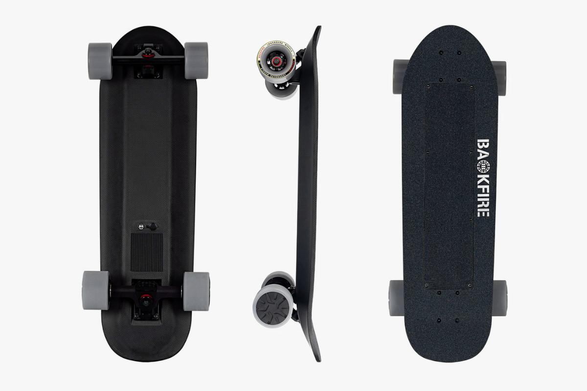 Backfire Mini Electric Skateboard