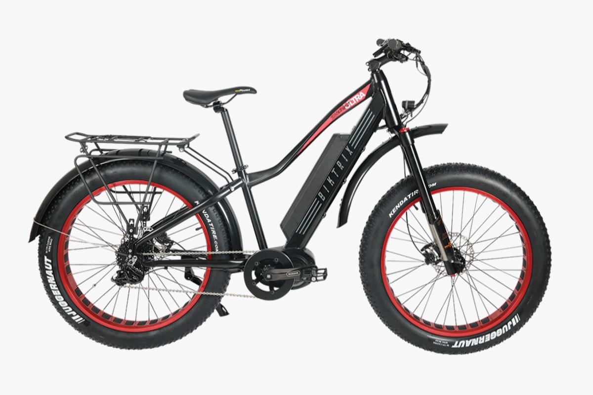 Biktrix Juggernaut Ultra 1000 Fat Tire eBike