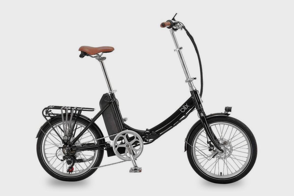 Blix Vika+ Folding Electric Bike