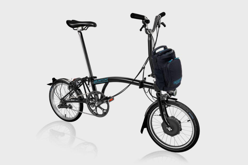 Brompton M2L Folding Electric Bike