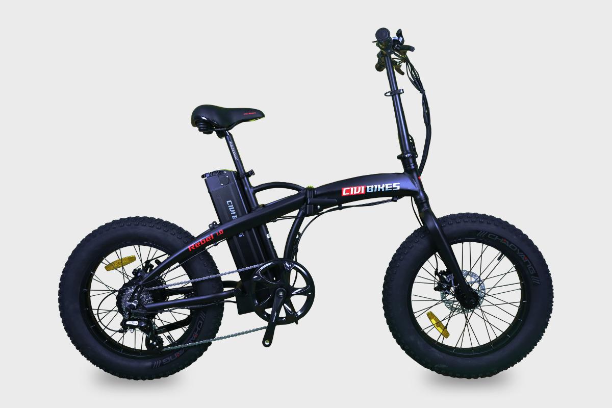 Civi Bikes Rebel 1.0 Folding Electric Bike
