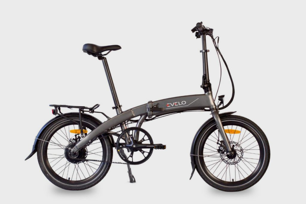 Evelo Quest One Folding Electric Bike