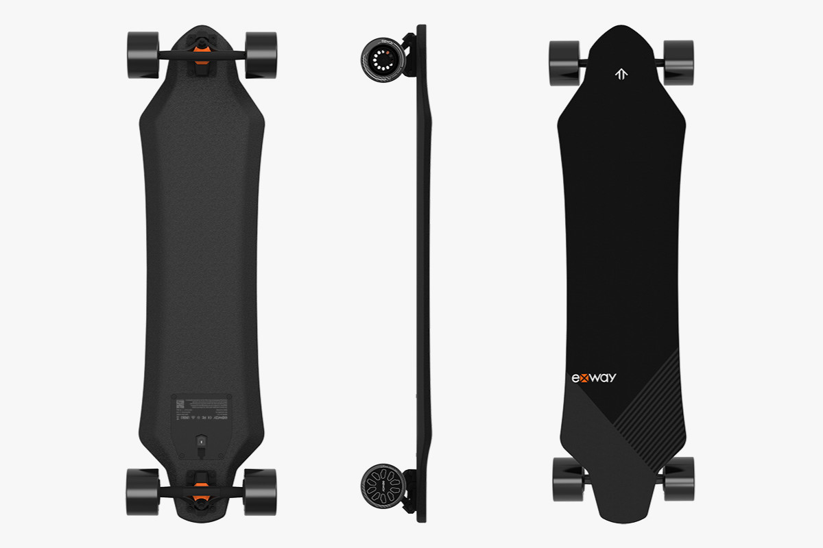 Exway X1 Pro Electric Skateboard