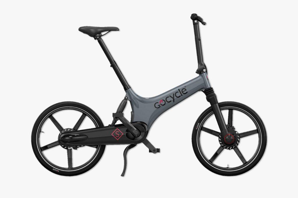 The Gocycle GS - Commuter Folding e-Bike