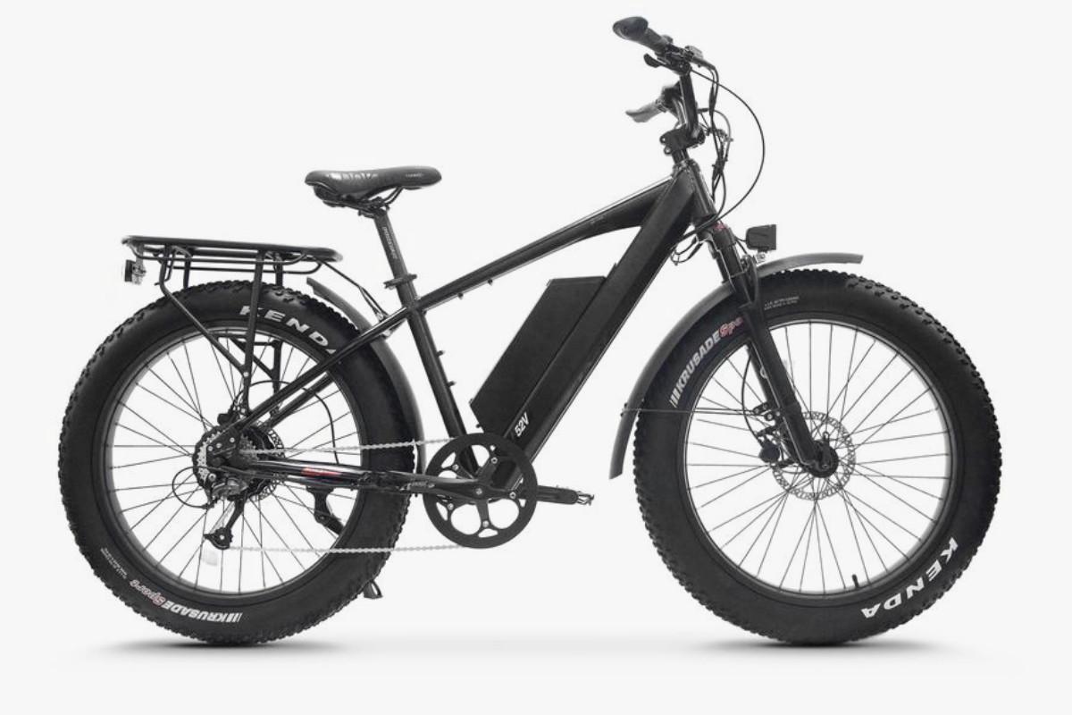 Juiced Bikes RipCurrent S Fat Tire eBike