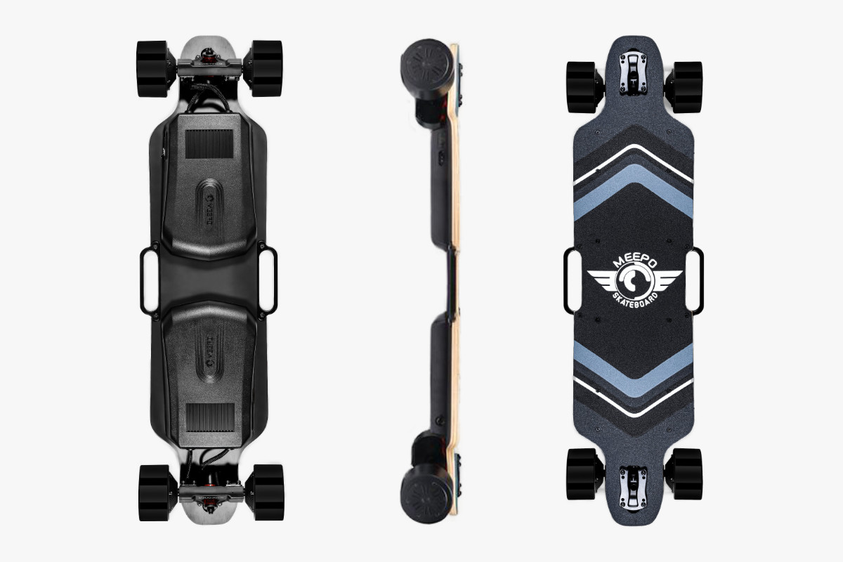 Meepo AWD Pro Electric Skateboard