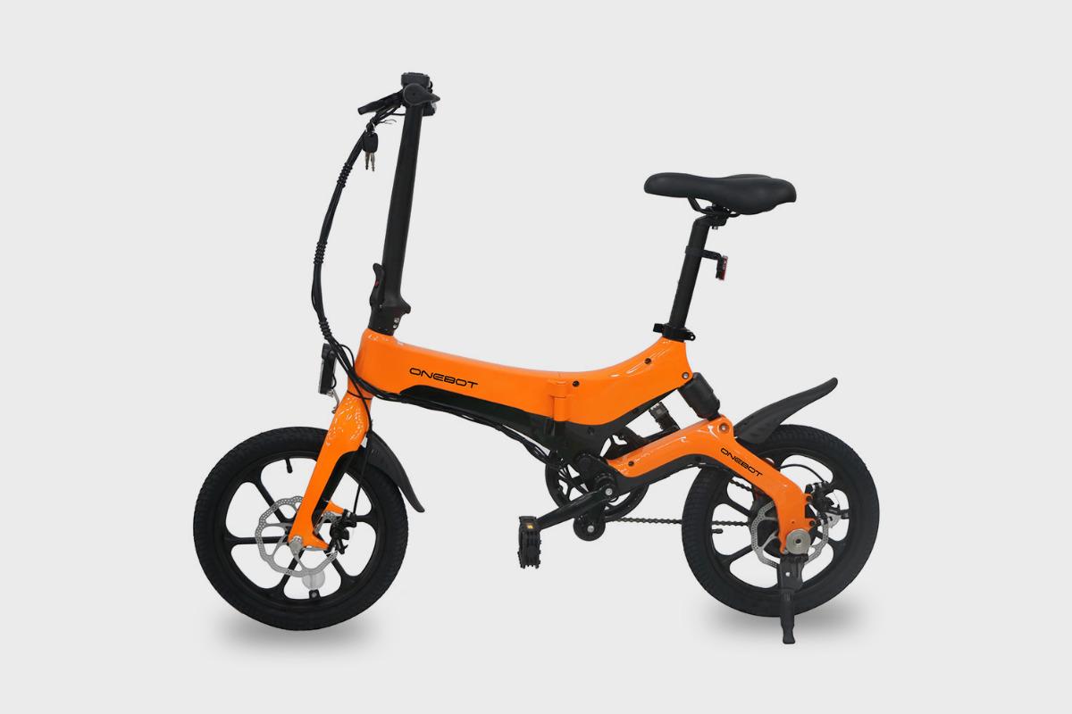Onebot S6 Folding Electric Bike