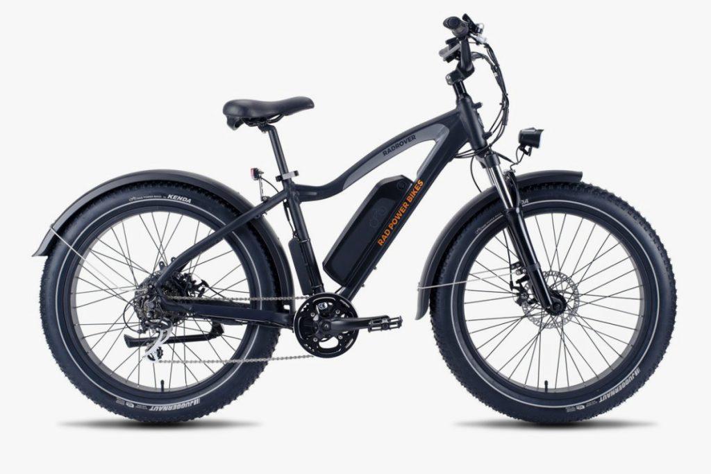 Rad Power Bikes RadRover 5 Fat Tire eBike
