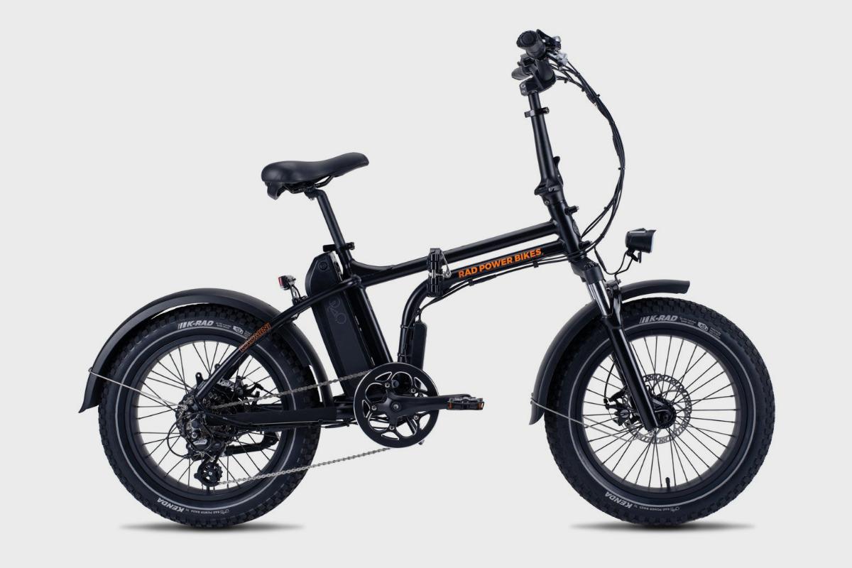 Radpower Radmini 4 Folding Electric Bike