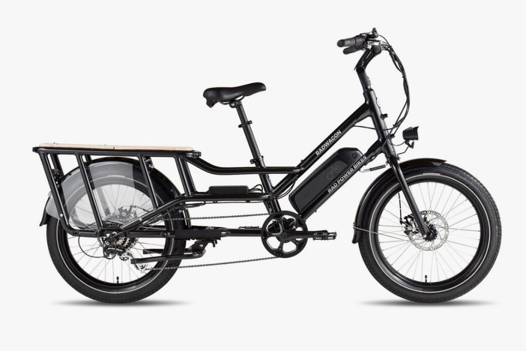 RadWagon 4 Electric Cargo Bike