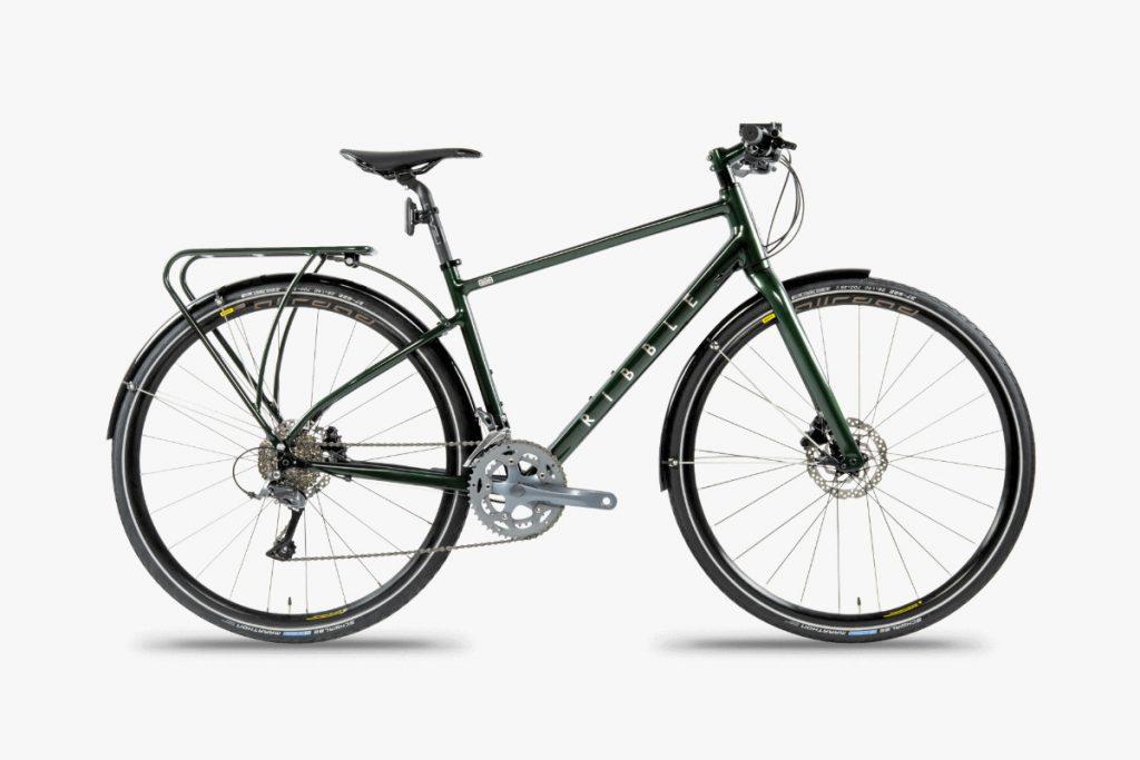 Ribble Hybrid AL Green e-Bike