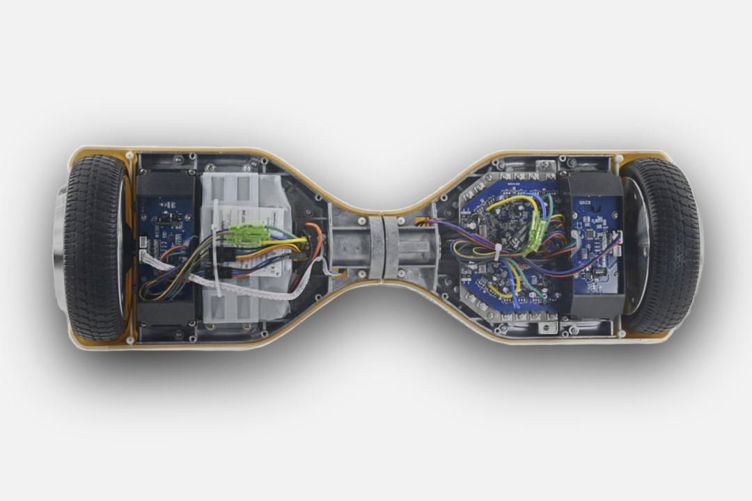 How Does a Hoverboard Work?
